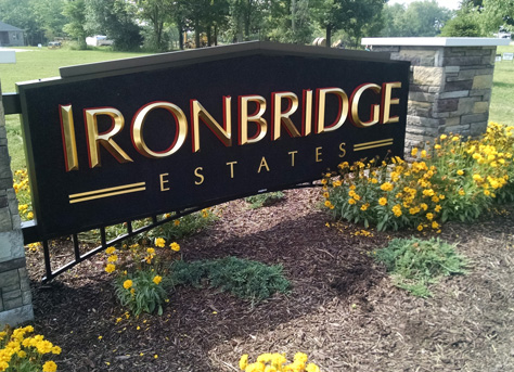 Moughan Builders - Ironbridge Estates lots and fine homes - Springfield IL
