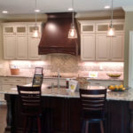 Kitchen in 1911 Forest Glen Springfield IL quality home in Iron Bridge Estates.